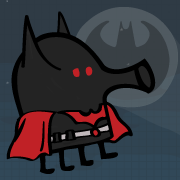 The Doodler Hops Into Gotham City In Doodle Jump Dc Superheroes