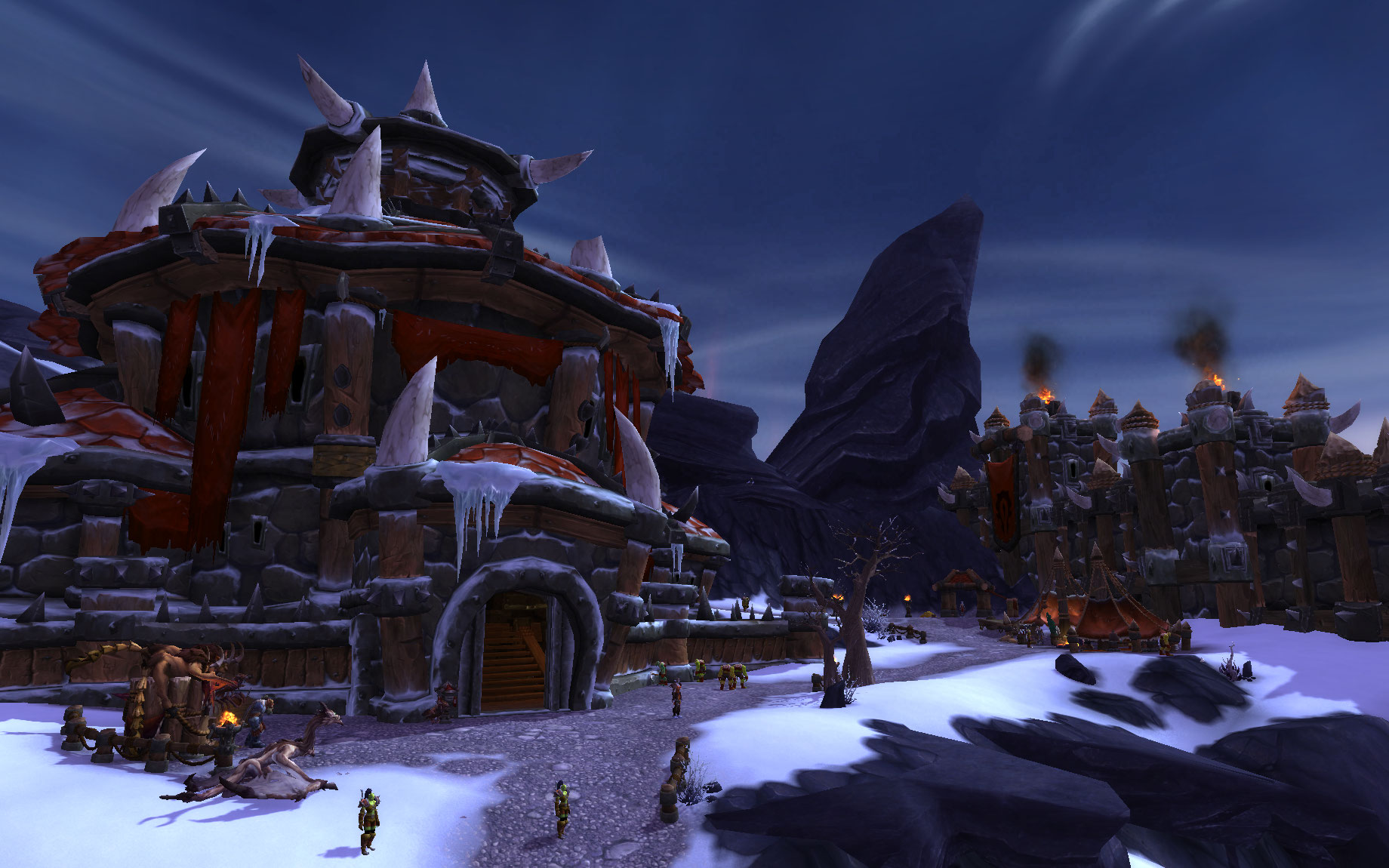 Deli-frost world of warcraft: warlords of draenor full game free.
