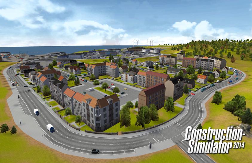 Construction Simulator 2015 (PC) Review | Brutal Gamer