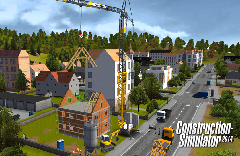 Construction Simulator 2015 (PC) Review | Brutal Gamer