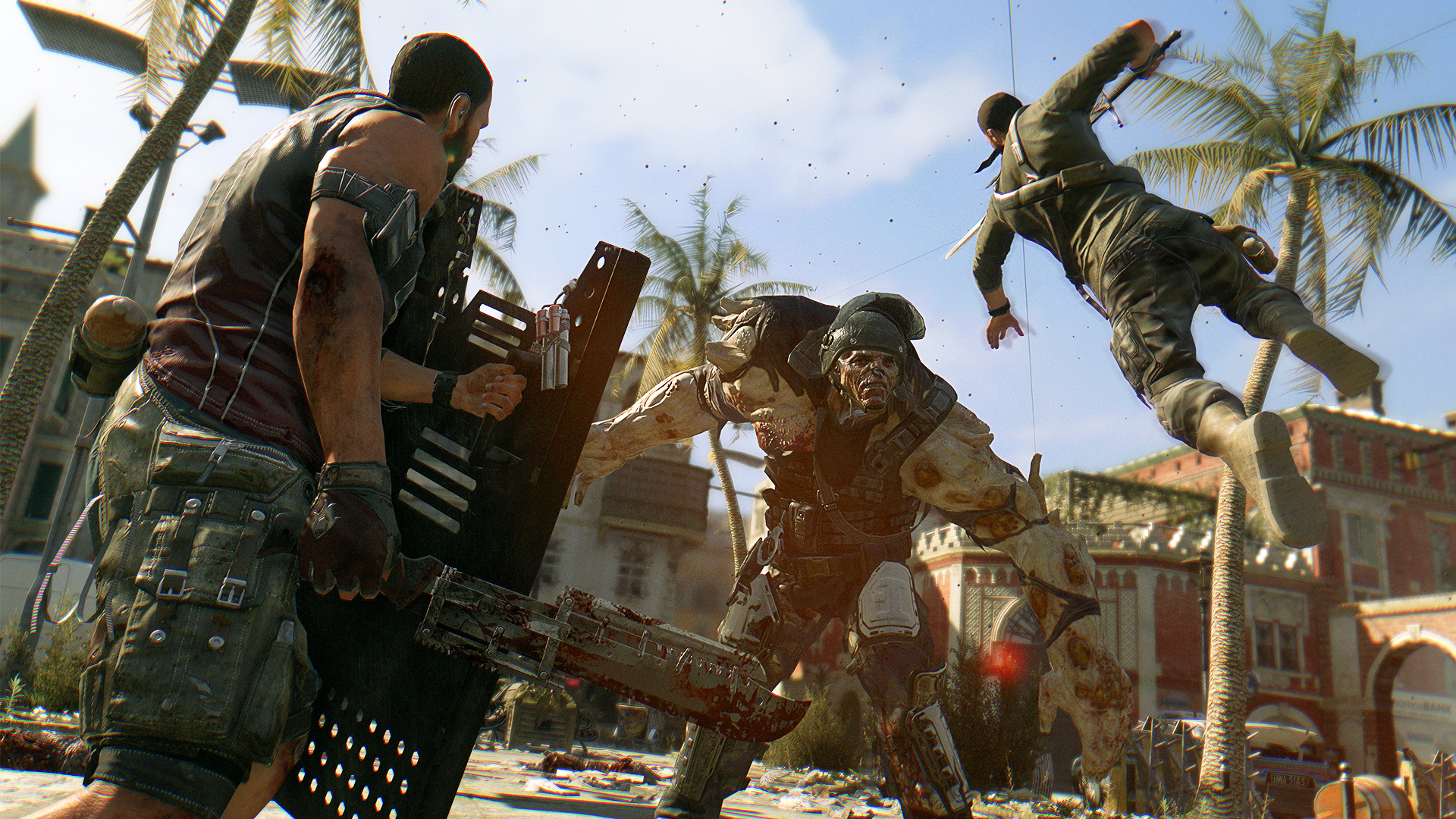 Dying Light kicks off Halloween event tomorrow