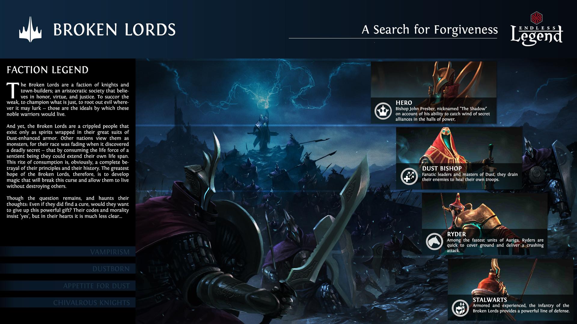 Endless legend pc review brutal gamer - Endless legend broken lords ...
