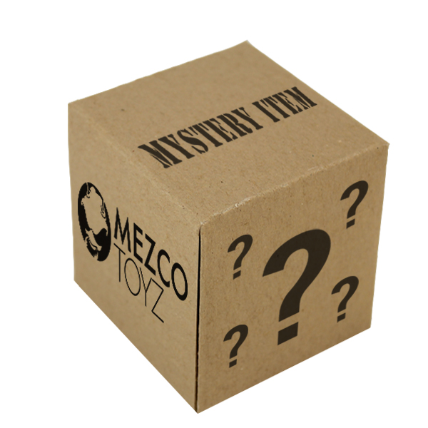 Toy Mystery Box : Mezco friday the th mystery boxes on sale now brutal gamer