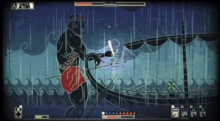 Battling the God of the Ocean