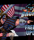 Broforce - Freedom Update Key Art 2