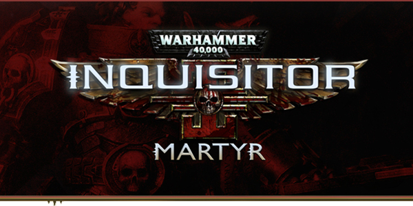 Have a look at the intro cinematic for Warhammer 40K: Inquisitor – Martyr