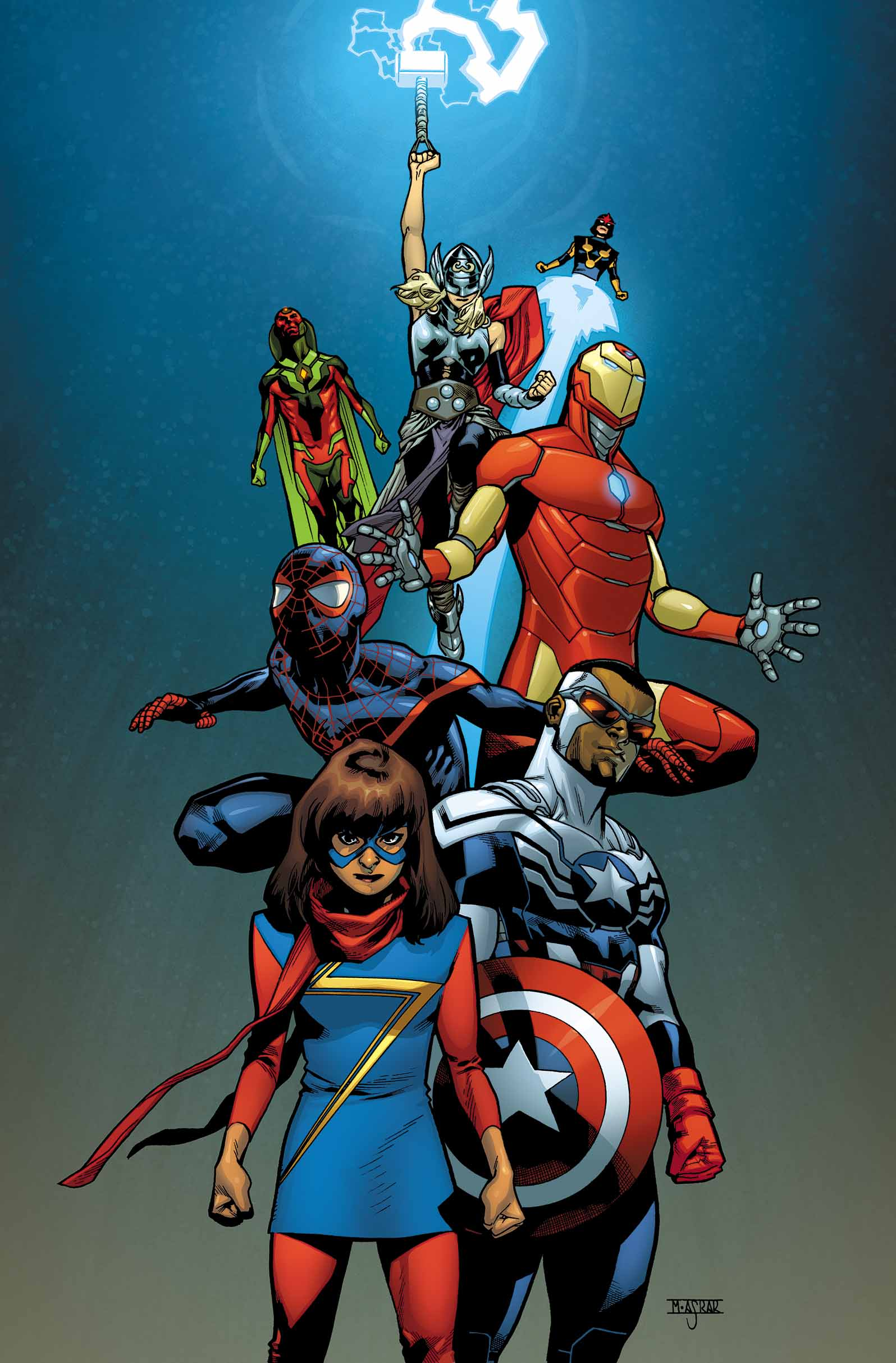 The Avengers: Meet The All-new, All-Different Avengers