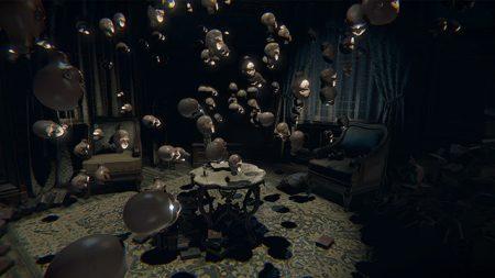 now - Halloween Room