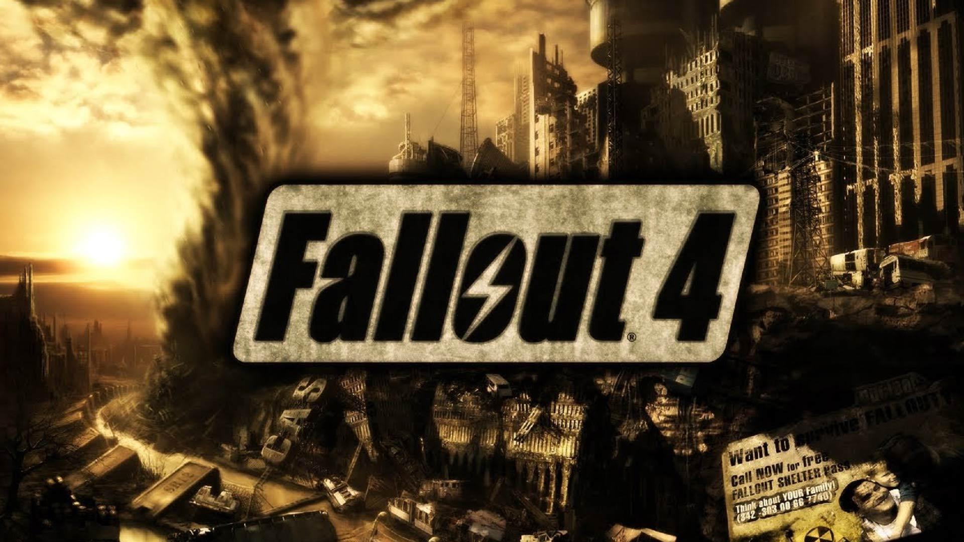 story fallout 4