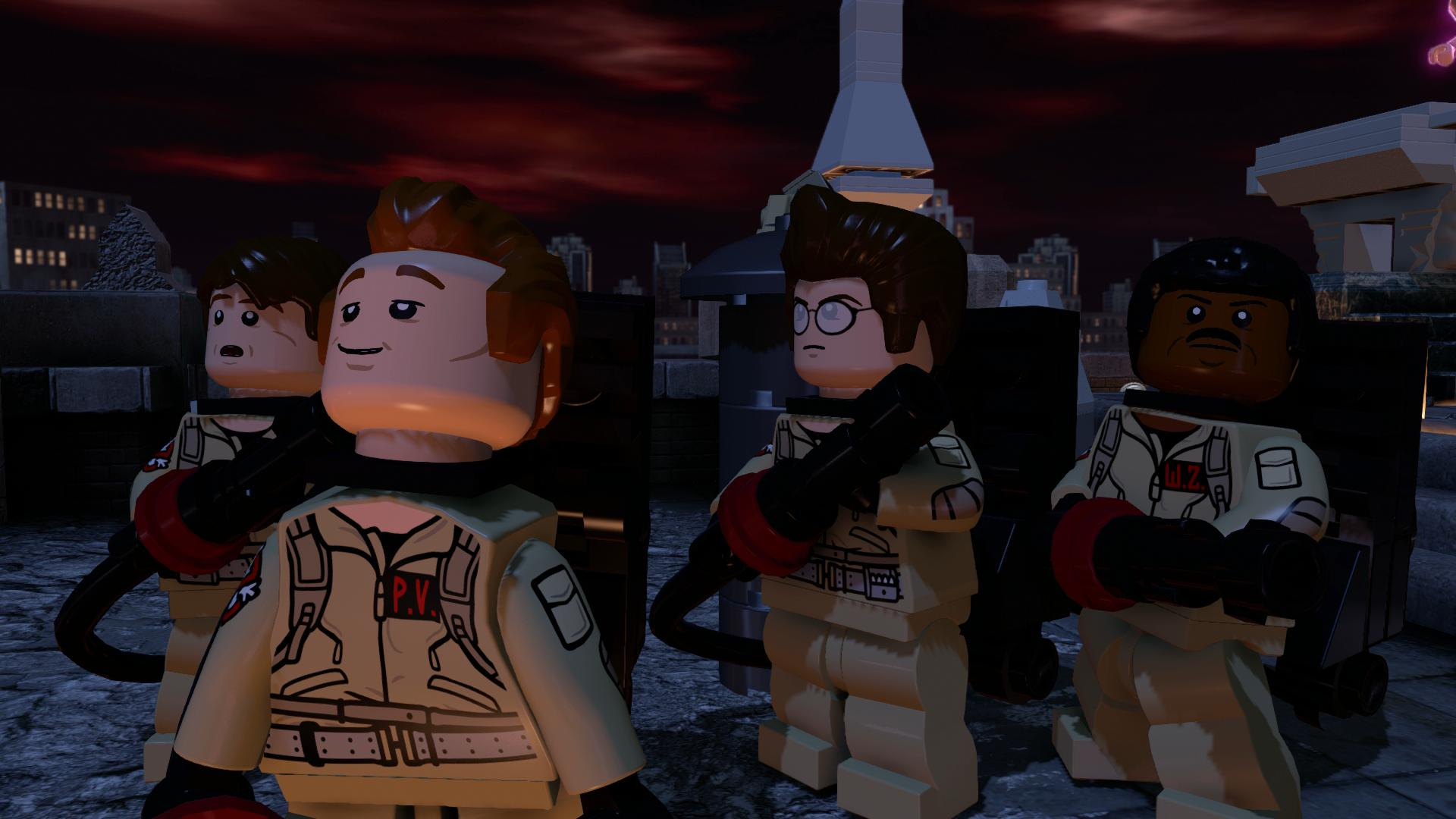 Lego Dimensions Ghostbusters Set Arrives Scares Up New