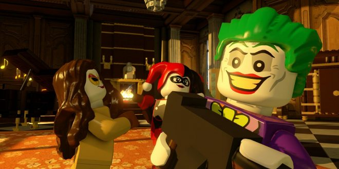 LEGO titles based on DC Supervillains and The Incredibles 2 might be on the way
