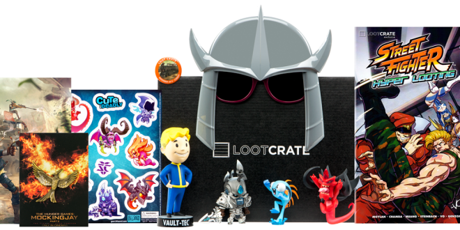 Loot Crate files for bankruptcy, not shutting down