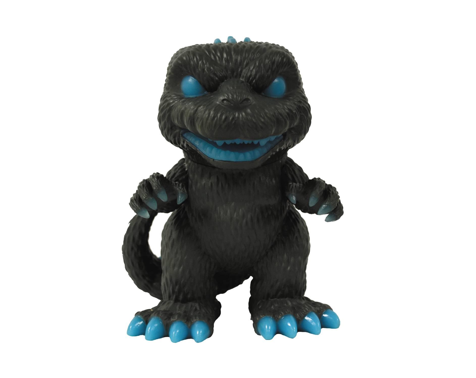 Godzilla Has A Case Of Atomic Breath In Latest Funko Pop