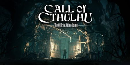Call of Cthulhu The Official Video Game logo