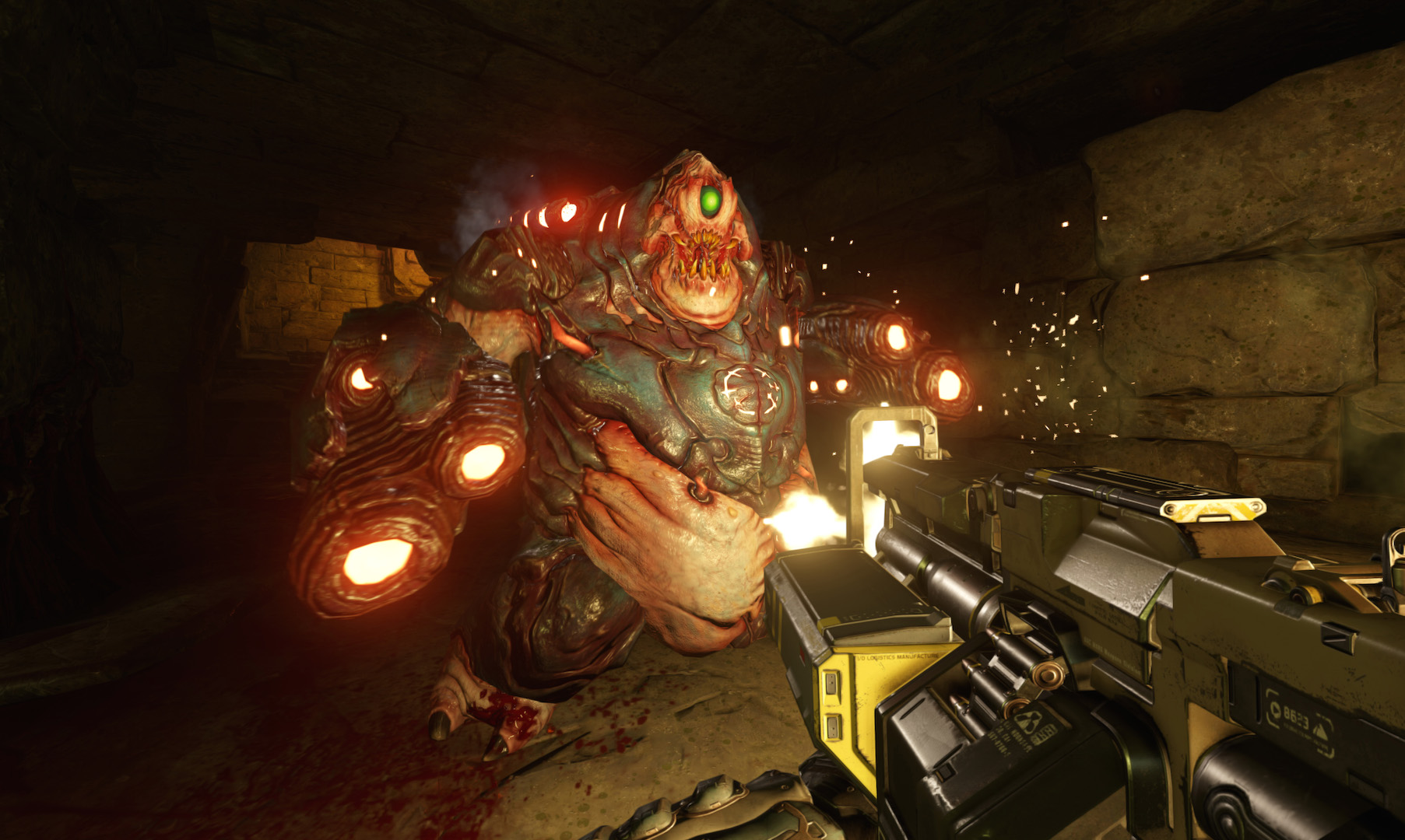 Doom on the Nintendo Switch becomes the first Bethesda title for the console