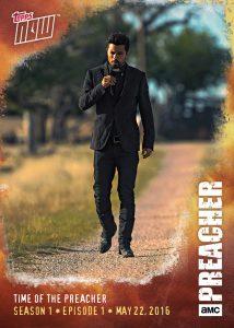 Topps Preacher card