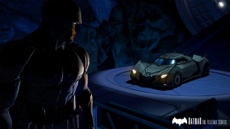 Telltale's Batman: Unveiled before Summer Premiere