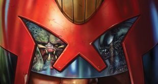 Predator v Alien v Dredd cover