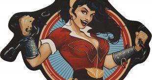 SDCC Wonder Woman