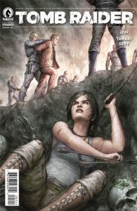 Tomb Raider - Issue 5