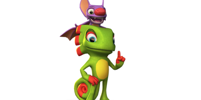 Yooka-Laylee (PS4) Review