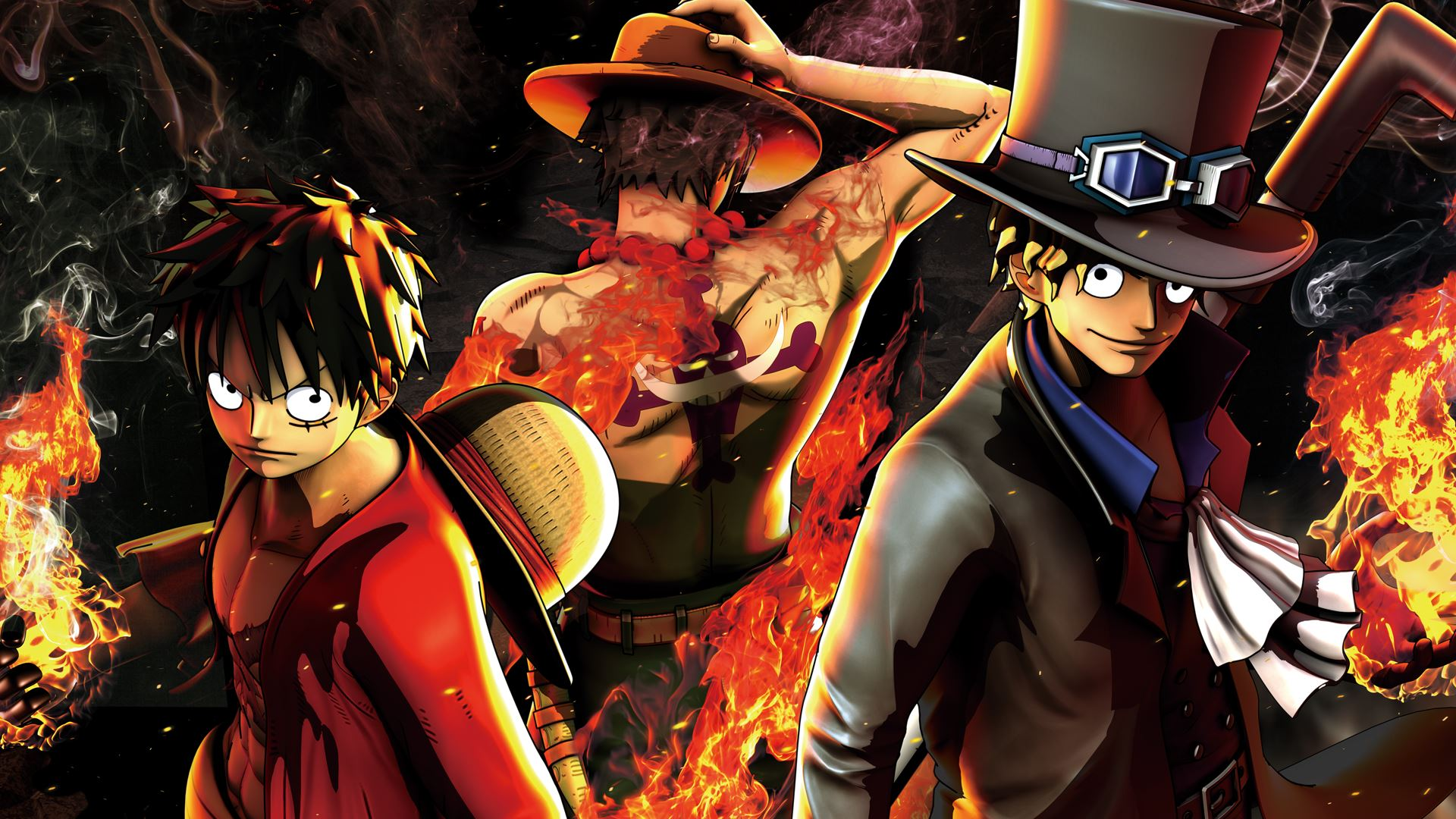 Fans Decide New Characters For One Piece Burning Blood Brutal Gamer Sony Ps4