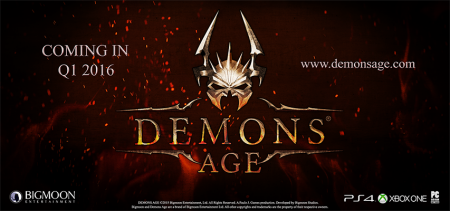 Demons Age Preview