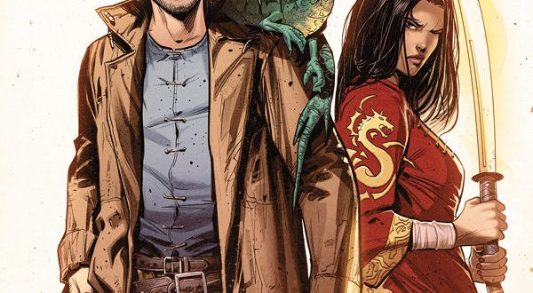 Kingsway West #1 (Comic) Review