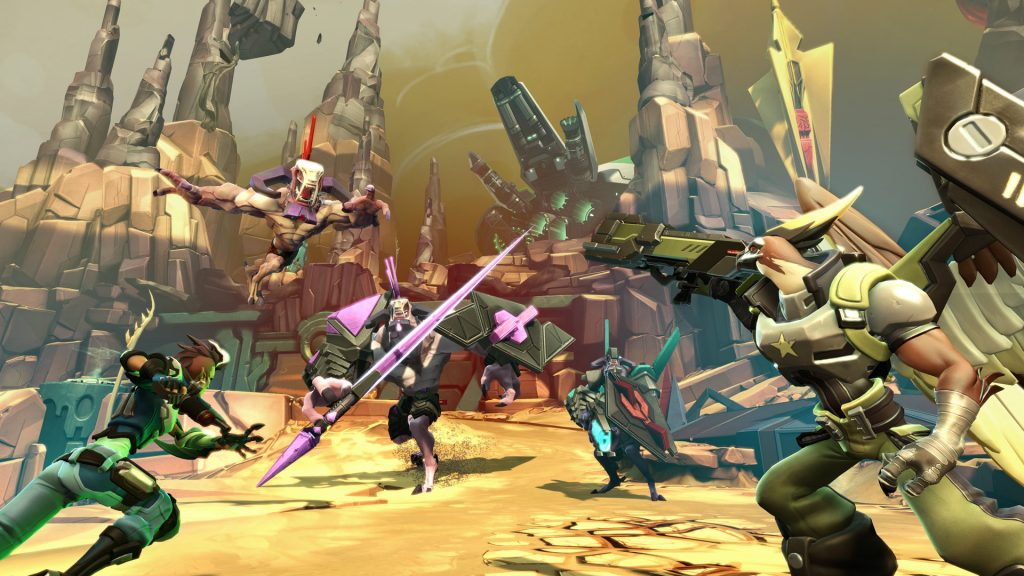 Home News The Slow Of Battleborn