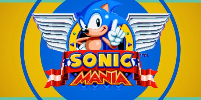 SDCC 2016: Sega Announces Sonic Mania