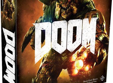 Fantasy Flight Games to Release Doom Board Game
