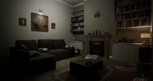 Allison Road Living Room