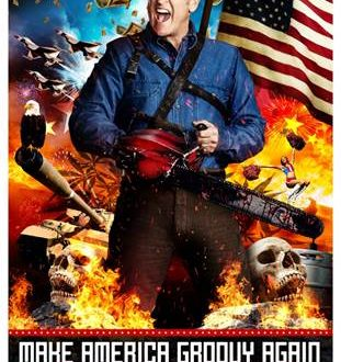 Ash vs Evil Dead is making America groovy again