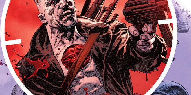 Bloodshot Reborn #16 (Comic) Review