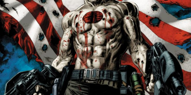 Bloodshot USA #1 (comics) Preview