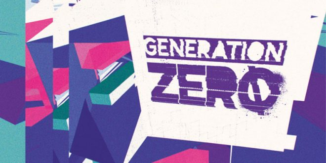 Generation Zero: Part One (Comic) Review