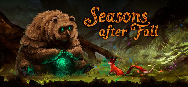 Seasons after Fall runs wild and free in new trailer