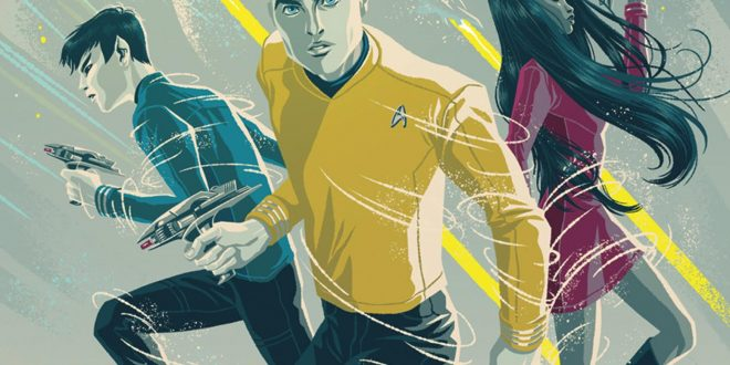 Star Trek: Boldly Go leaves space-dock this October