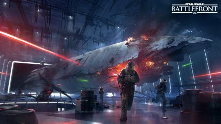 Star Wars Battlefront Death Star 2