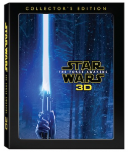 Star Wars The Force Awakens 3D