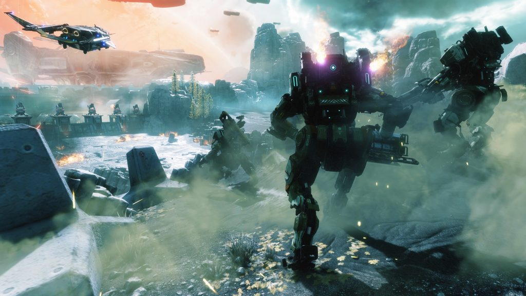 Titanfall 2 Technical Test