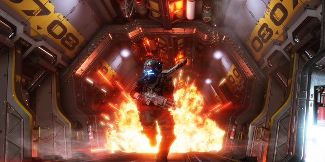 Titanfall 2 Technical Test Hands On