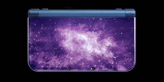 "Nintendo 3DS XL ""Galaxy style"" in stores this Week"