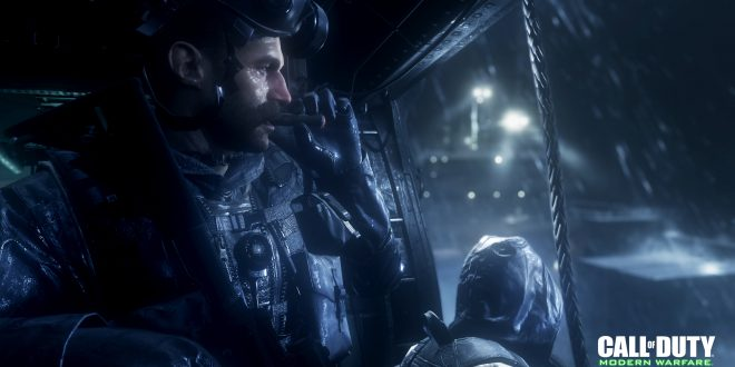 Check out Modern Warfare remastered in new trailer