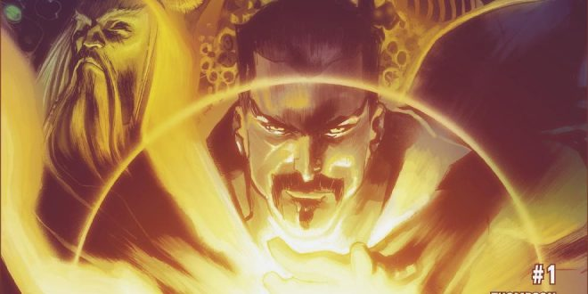 Doctor Strange and the Sorcerers Supreme #1 (comics) Preview