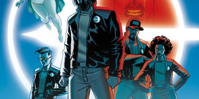 Harbinger Renegades #1 (Comics) Preview