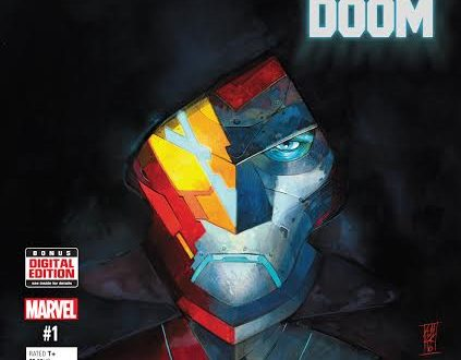 Doctor Doom returns in Infamous Iron Man #1
