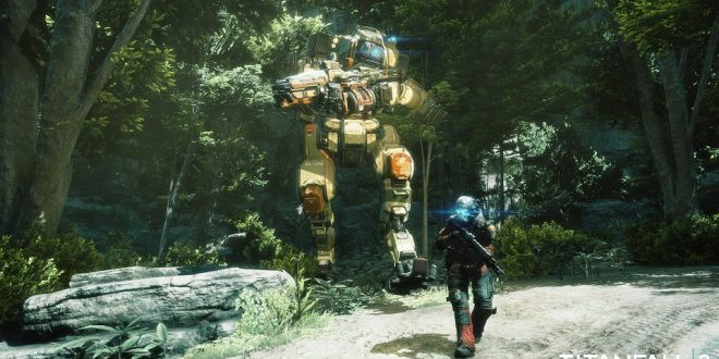 Stand by for Titanfall… 2 single player trailer