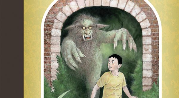 Troll Bridge (graphic novel) Review