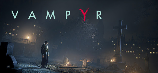 New screens and details for Vampyr emerge
